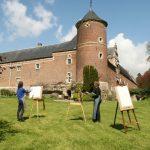 Zomeracademie en workshop plein-air schilderen met Joost Doornik